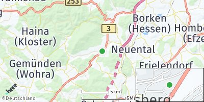 Google Map of Jesberg