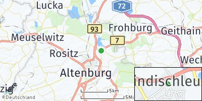 Google Map of Windischleuba