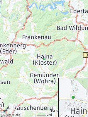 Here Map of Haina