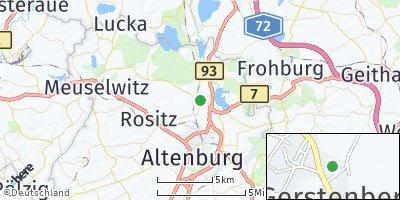Google Map of Gerstenberg