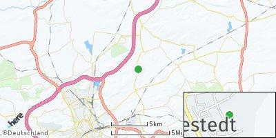 Google Map of Udestedt