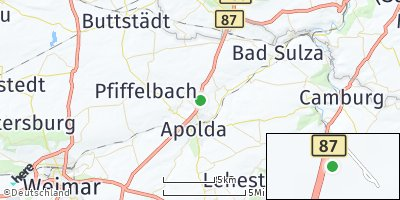 Google Map of Mattstedt