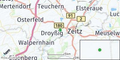 Google Map of Kretzschau