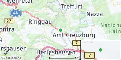 Google Map of Ifta