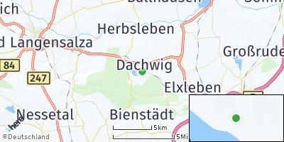 Google Map of Dachwig