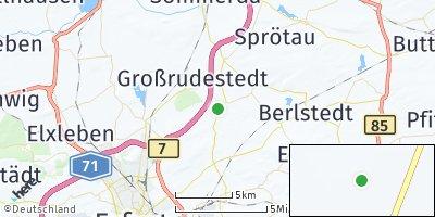 Google Map of Eckstedt