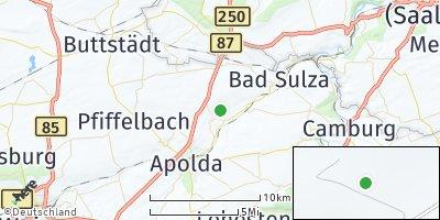Google Map of Wickerstedt
