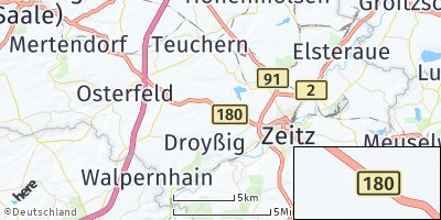 Google Map of Döschwitz