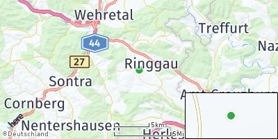Google Map of Ringgau