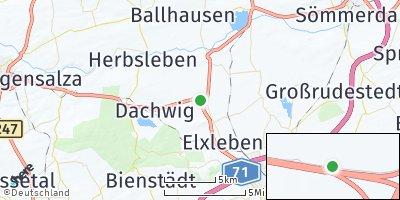 Google Map of Andisleben