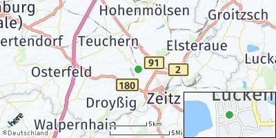 Google Map of Luckenau