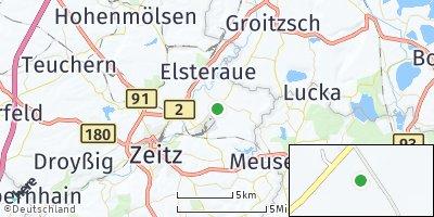 Google Map of Elsteraue