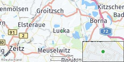 Google Map of Lucka