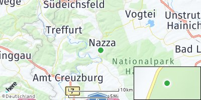 Google Map of Nazza
