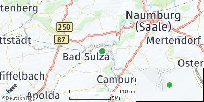 Google Map of Großheringen