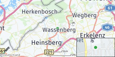 Google Map of Wassenberg