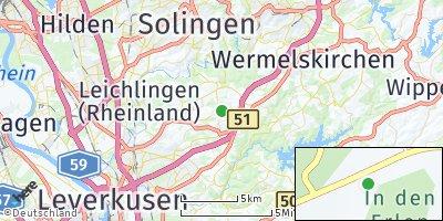 Google Map of Burscheid