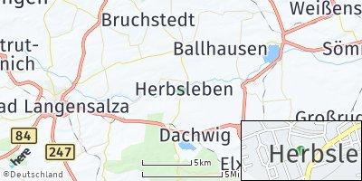 Google Map of Herbsleben