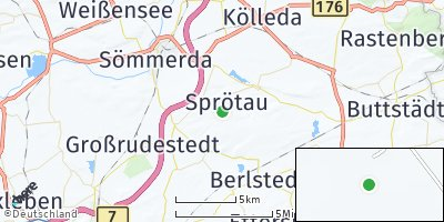 Google Map of Sprötau