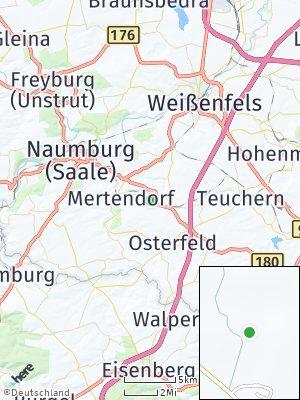 Here Map of Görschen