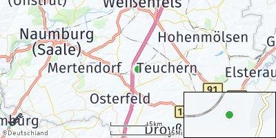 Google Map of Krauschwitz
