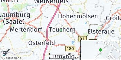 Google Map of Teuchern