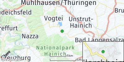 Google Map of Flarchheim