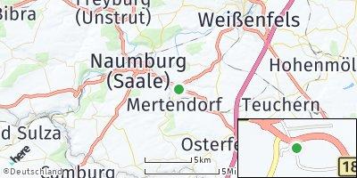 Google Map of Wethau