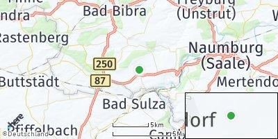 Google Map of Taugwitz