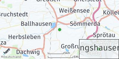 Google Map of Werningshausen