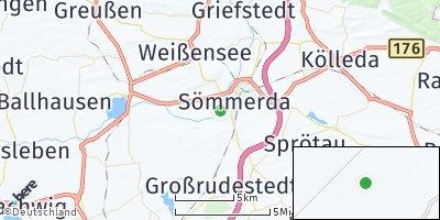 Google Map of Sömmerda