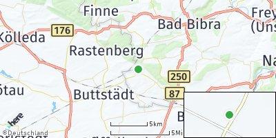 Google Map of Herrengosserstedt