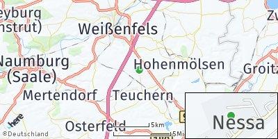 Google Map of Nessa