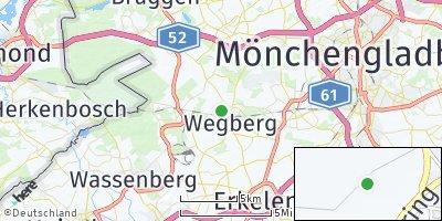 Google Map of Wegberg