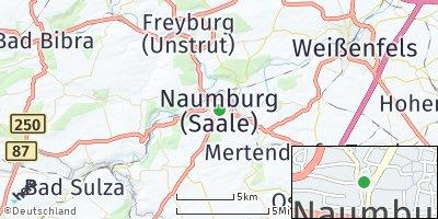 Google Map of Naumburg