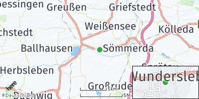 Google Map of Wundersleben