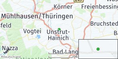 Google Map of Altengottern