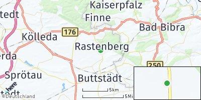 Google Map of Hardisleben