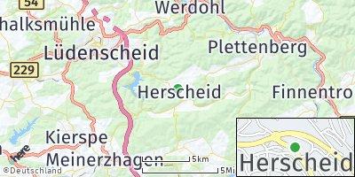 Google Map of Herscheid