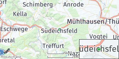 Google Map of Katharinenberg