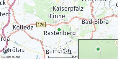 Google Map of Rastenberg