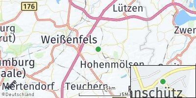 Google Map of Granschütz
