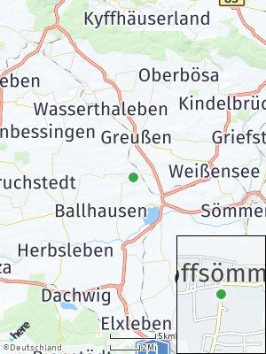 Here Map of Gangloffsömmern