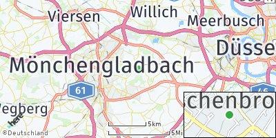 Google Map of Korschenbroich