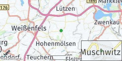 Google Map of Muschwitz