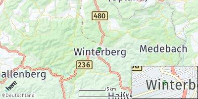 Google Map of Winterberg