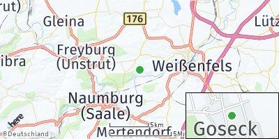 Google Map of Goseck
