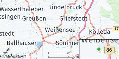 Google Map of Weißensee