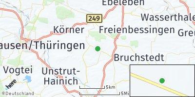 Google Map of Neunheilingen
