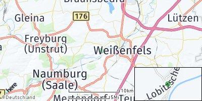 Google Map of Uichteritz